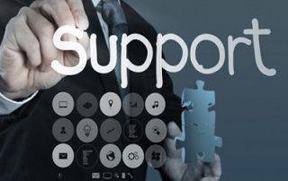 اهمیت امنیت و پشتیبانی سایت