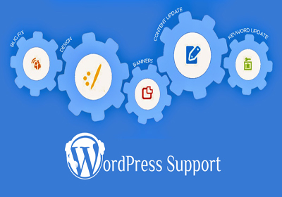 ارائه خدمات پشتیبانی سایت